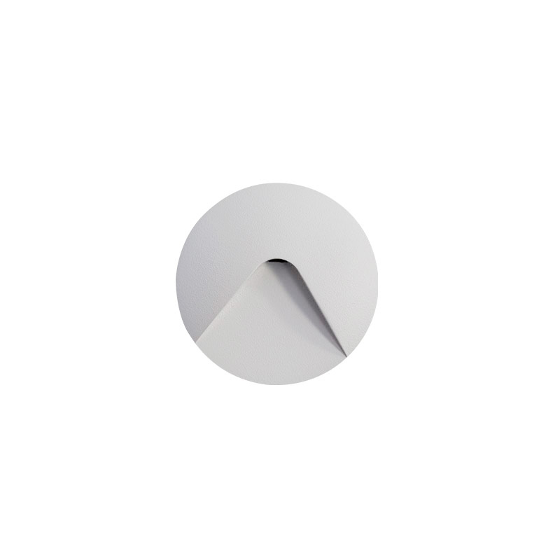 image of the lille wall light used in commercial applications