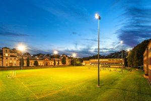 The Sydney Uni Soccer Field