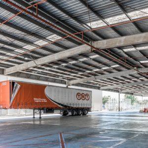 Lighting Efficiency Upgrades - Yusen Logistics