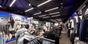 retail lighting design service