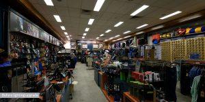 image of LED store lighting upgrade