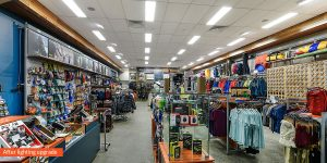 led retail store lighting upgrade