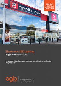 image brochure for appliances case study