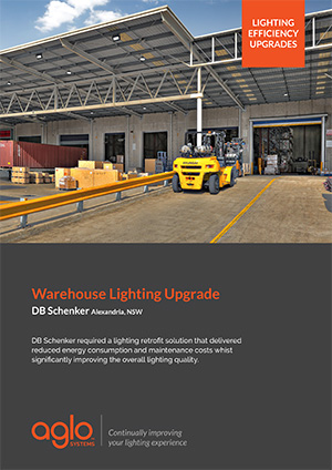 image brochure for dbschenker case study
