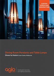 image brochure for dinner by heston case study