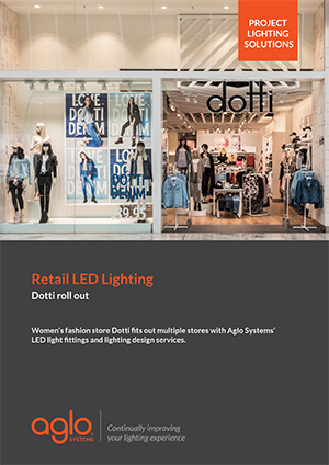 image brochure for dotti case study