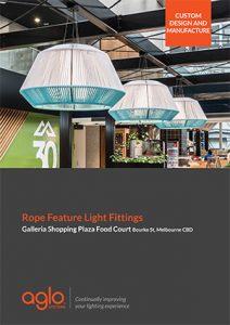 image brochure for galleria case study