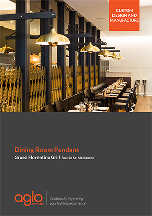 image brochure for Grossi Grill Case Study