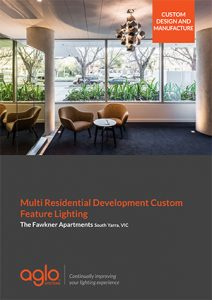 image brochure for the fawker case study