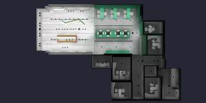 image of model used in lighting design