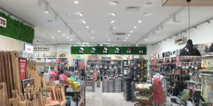 image of Mondolux spotlights in House retail store