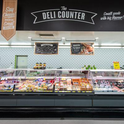 Supermarket Lighting and Design
