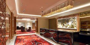 Casino lighting in Sydney