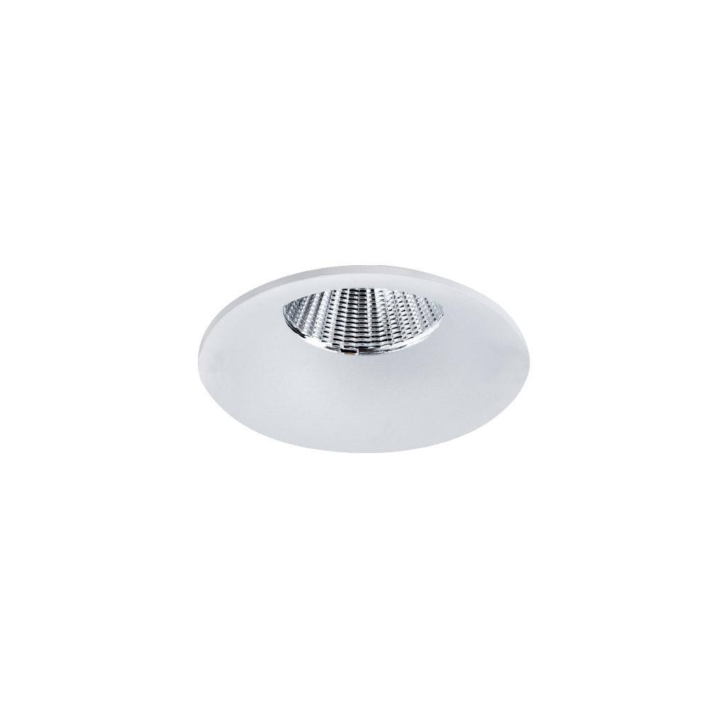 Capella Smooth White Recessed Downlight from Aglo Systems
