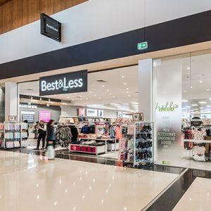 Image of good retail store lighting