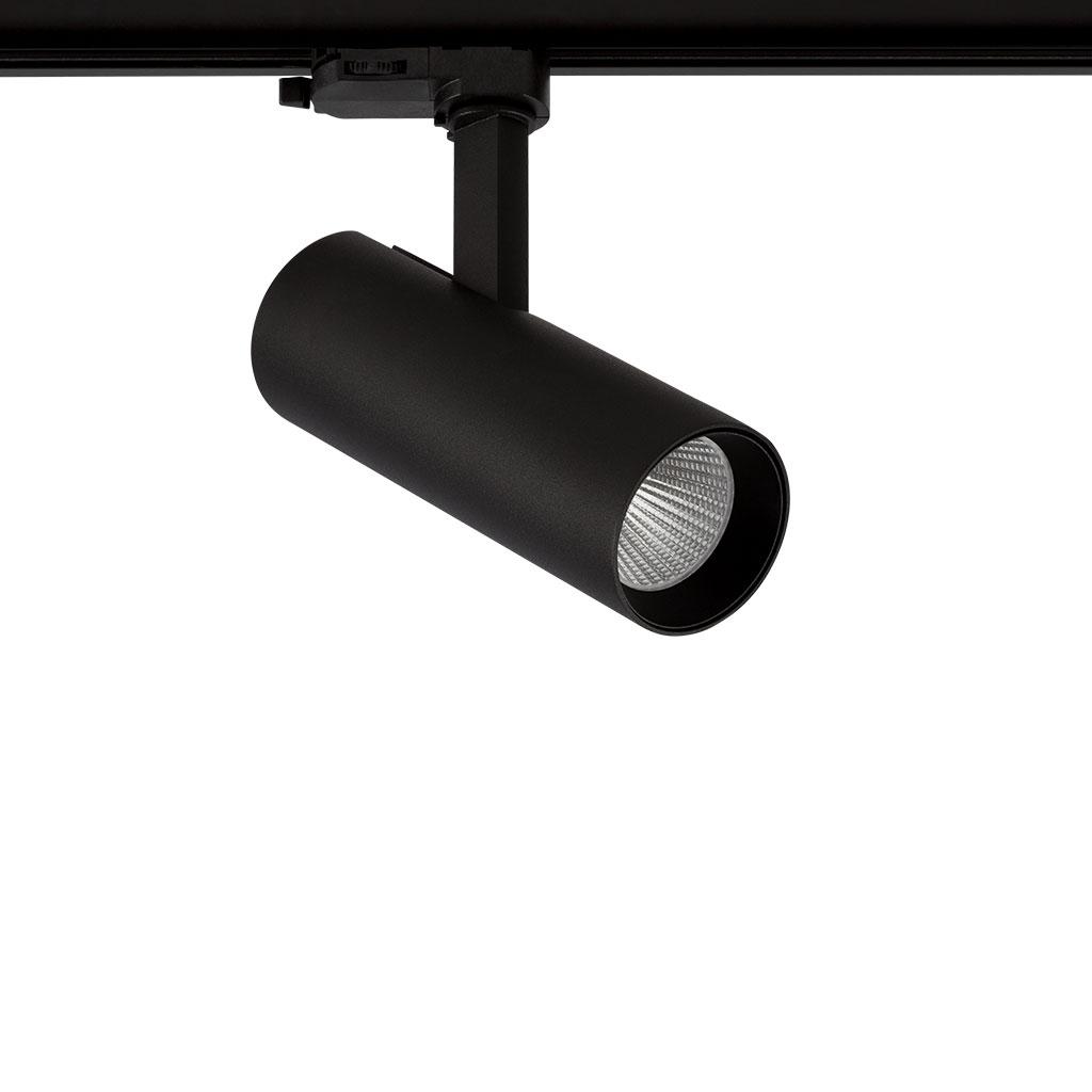 mondolux catania mini track spotight used product black