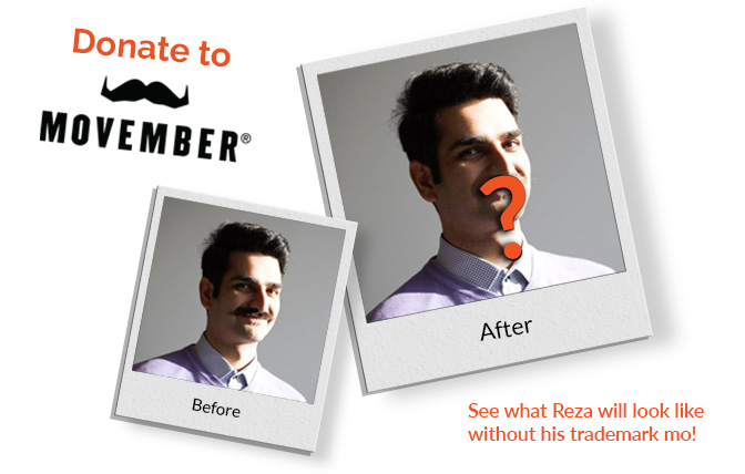 Reza-Movember