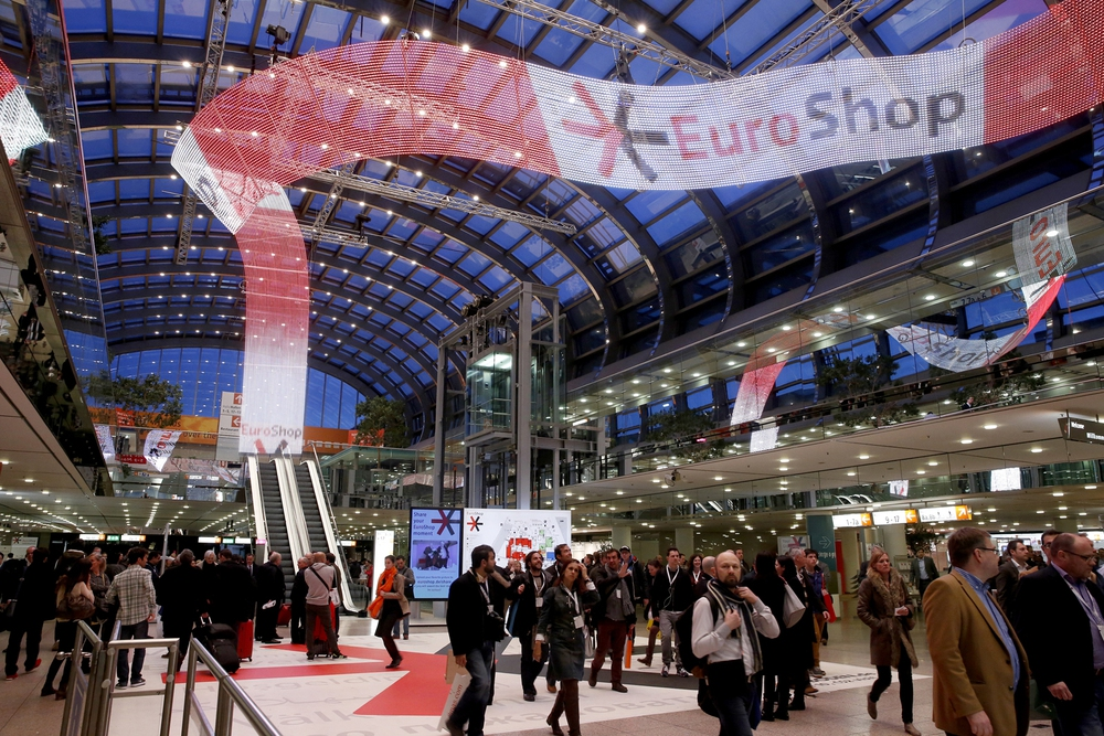image showing latest lighting trends for 2020 from Dusseldorf Tradeshow