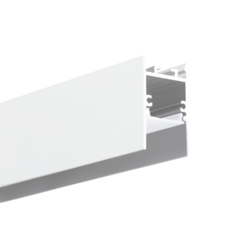 image of impression 2542 used for linear led and extrsions
