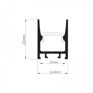 image slider - Impression 1722 Technical Drawing
