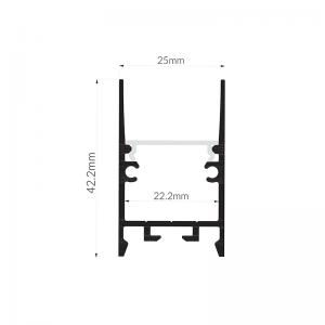 image slider - Impression 2542 Technical Drawin