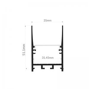 slider image - Impression 3551 Technical Drawing