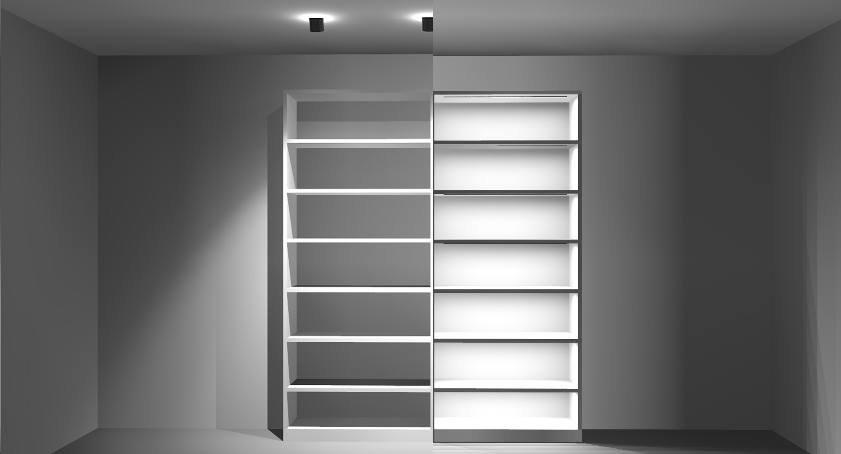 image of Why LED Shelving Works