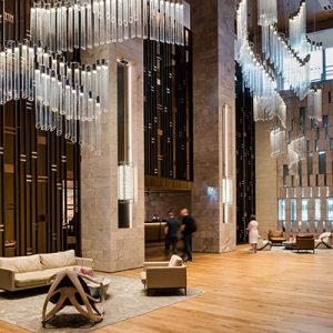 Custom Lighting, Ritz-Carlton Perth