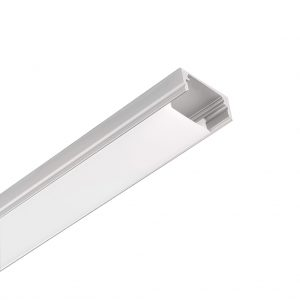 Mondolux Stealth Extrusion Silver