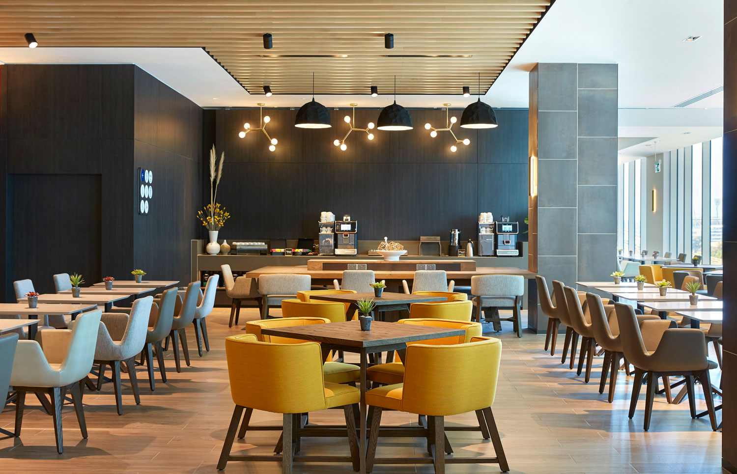 Hotel Lighting Package for Holiday Inn Express, Southbank