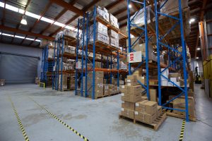 Aglo Warehouse