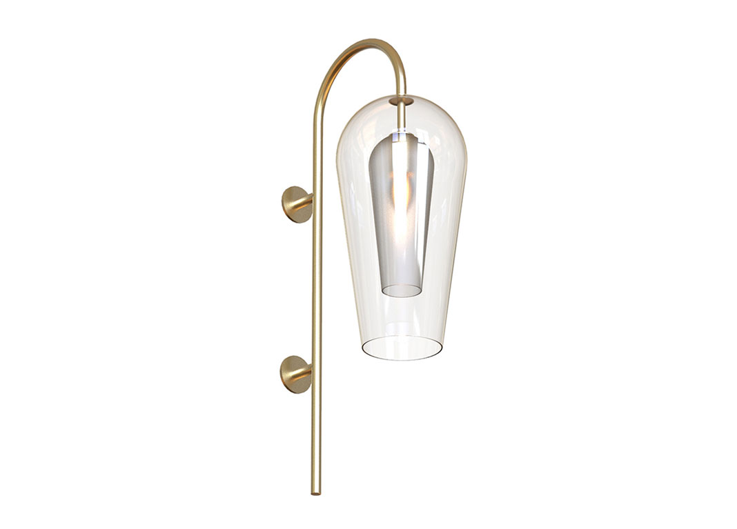 Arabella Dual Wall Sconce