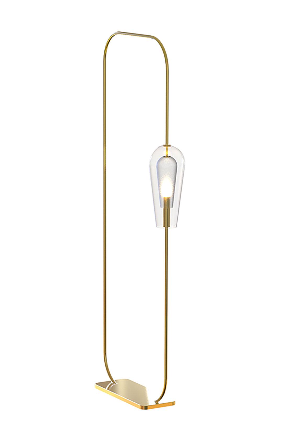 Arabella Dual Floor Lamp